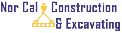 Logo, Nor Cal Construction & Excavating